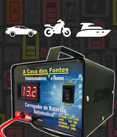 Carregador Automotivo
