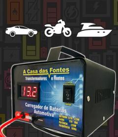 Carregador Automotivo