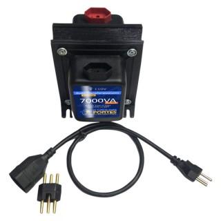 Auto Transformador 7.000 VA  COM TOMADAS   [110 para 220 e/ou 220 para 110]